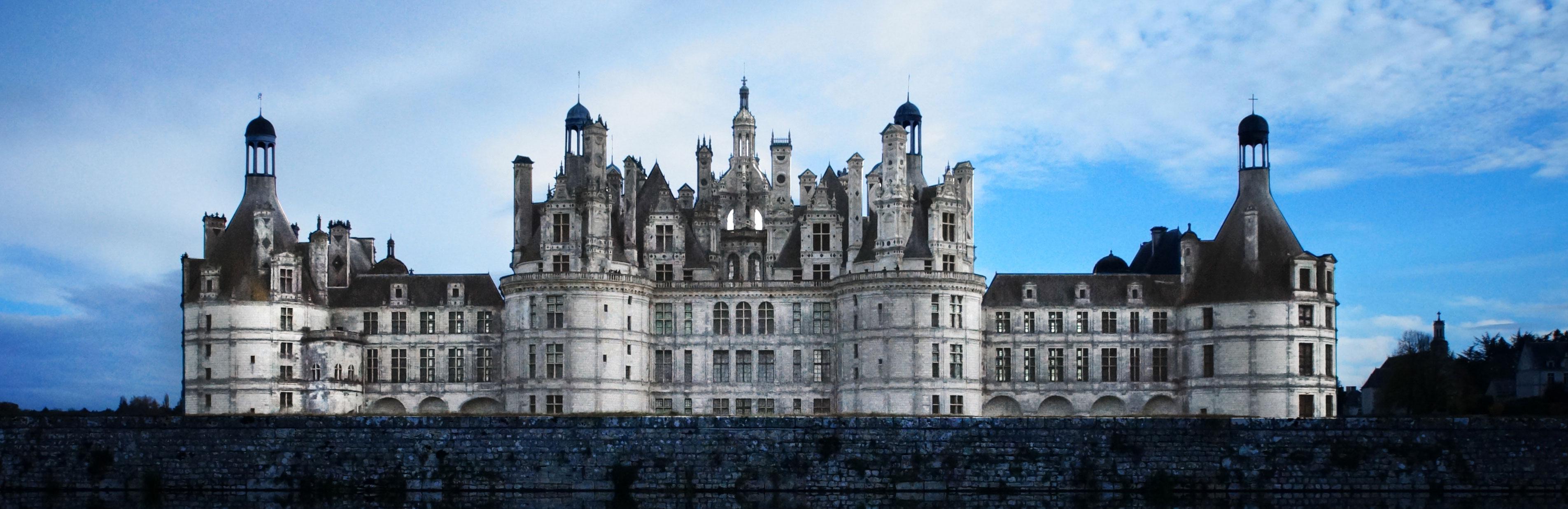 Chateau de ChambordProgramme archéologique / Le projet perdu de 1519