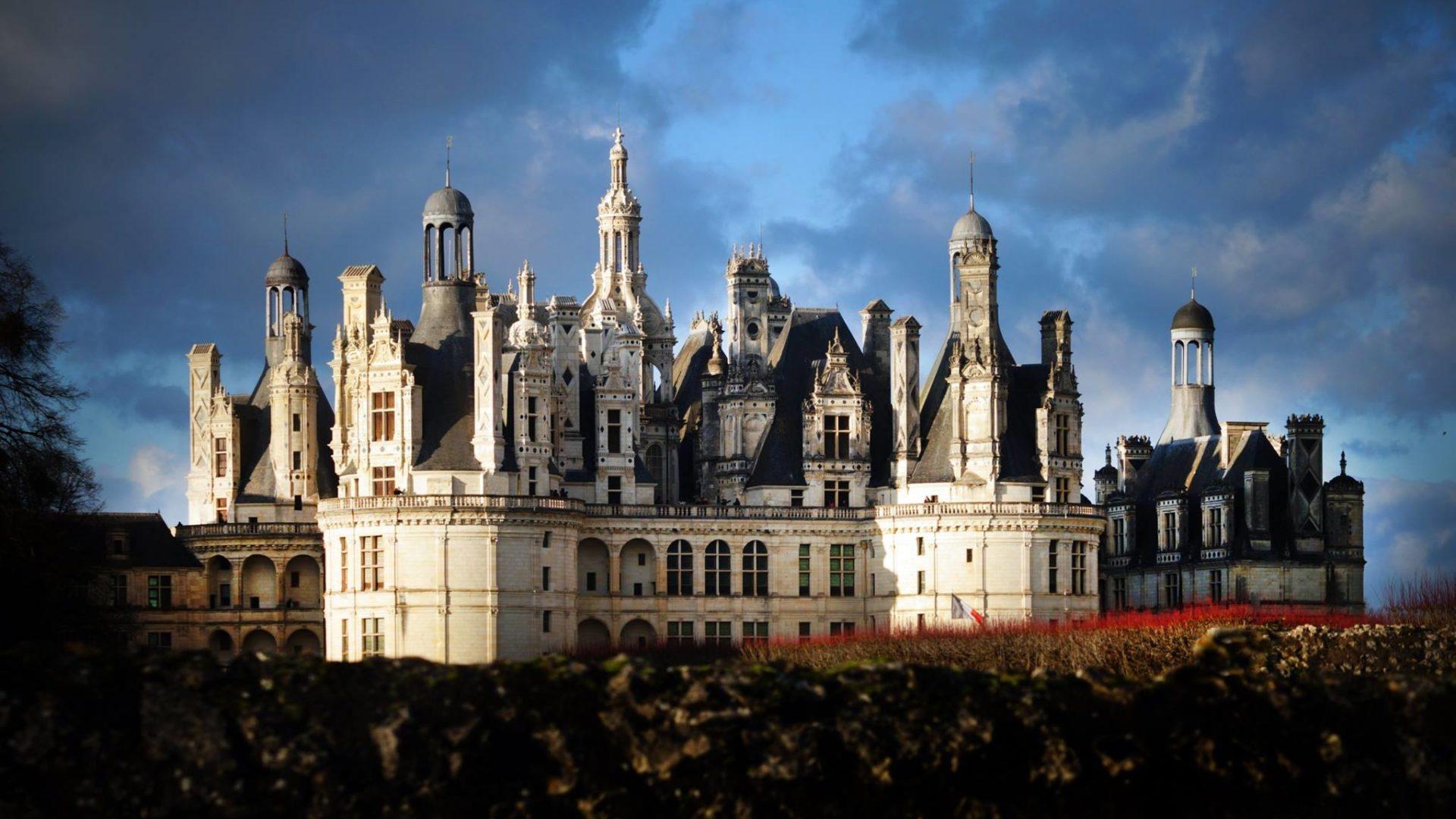 Chateau de Chambord – Le projet perdu de Leonard de Vinci