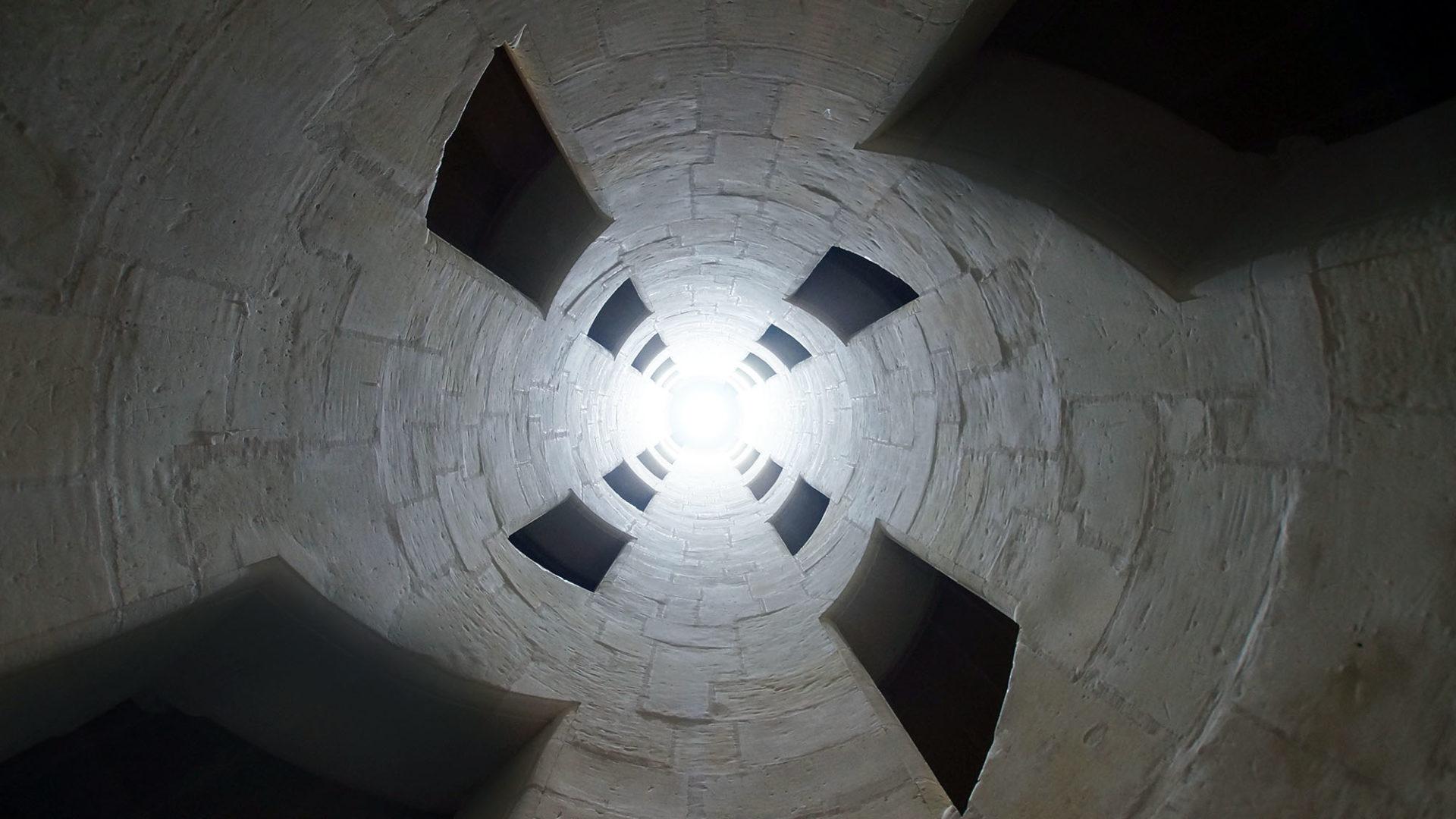 Le plan giratoire : l'ombre de Léonard de Vinci