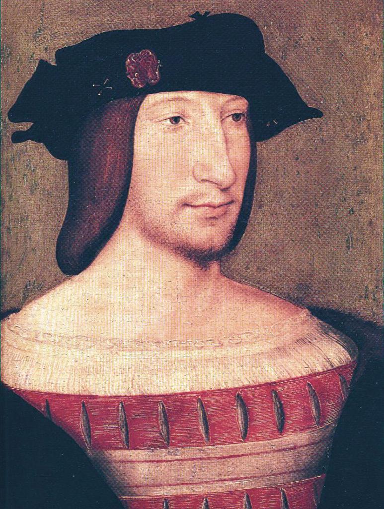Roi à 20 ans, François 1er lance le chantier de Chambord en 1519